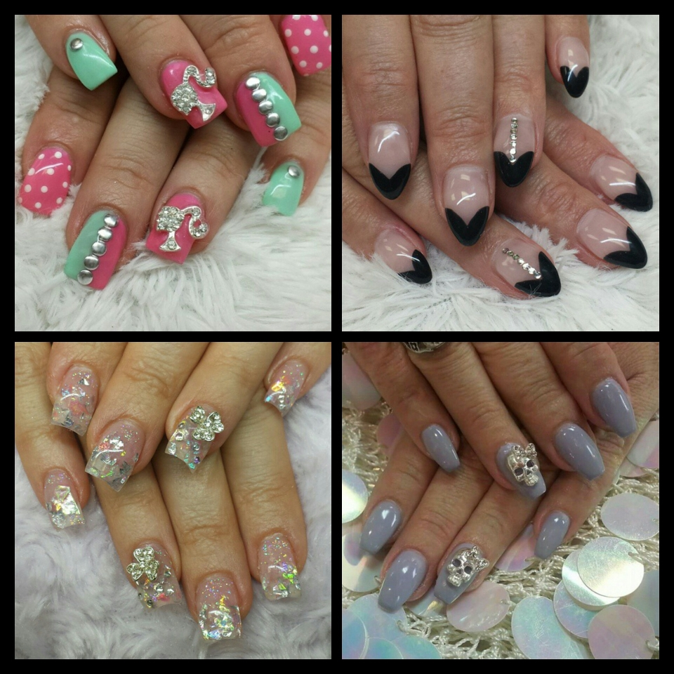 Show Us Your Tips (formerly The Nail Shoppe) specializing in LCN gel ...